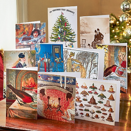 Cartes Noël illustrations