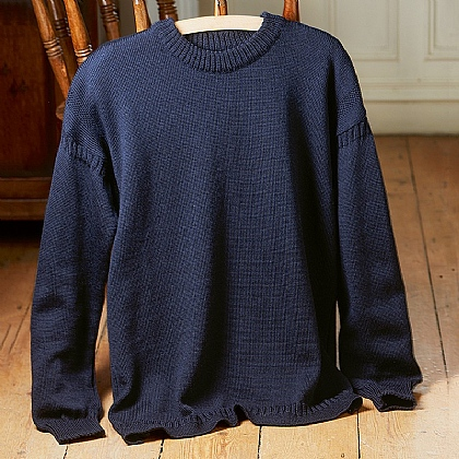 Pull laine Guernsey